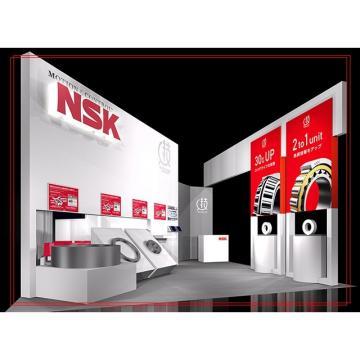 NSK 7209CDB Back-to-Back Single-Row Angular Contact Ball Bearings
