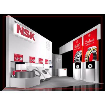 NSK 7309BEAWDF Face-to Face Single-Row Angular Contact Ball Bearings