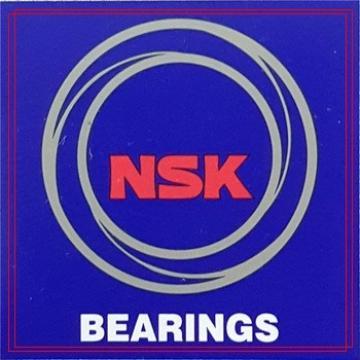 NSK 7309BWDF Face-to Face Single-Row Angular Contact Ball Bearings