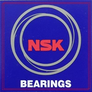 NSK 7911CDB Back-to-Back Single-Row Angular Contact Ball Bearings