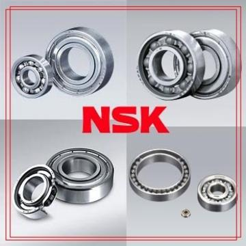 NSK 7314BEAWDF Face-to Face Single-Row Angular Contact Ball Bearings