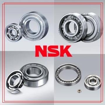 NSK 7320BWDF Face-to Face Single-Row Angular Contact Ball Bearings