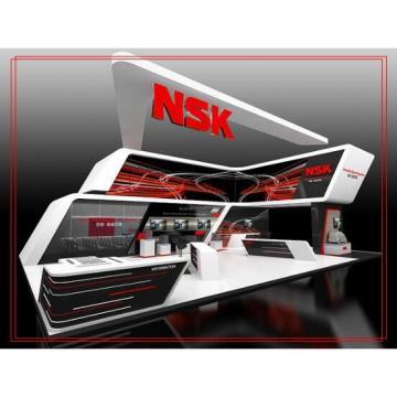 NSK 7300BWDF Face-to Face Single-Row Angular Contact Ball Bearings