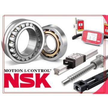 NSK 7214BWDF Face-to Face Single-Row Angular Contact Ball Bearings